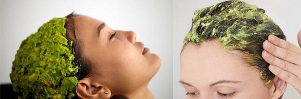 Masker Alami Untuk Kesehatan Rambut