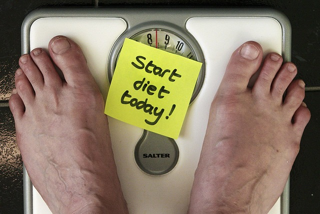 4 Tips Diet Dalam Sebulan Secara Alami