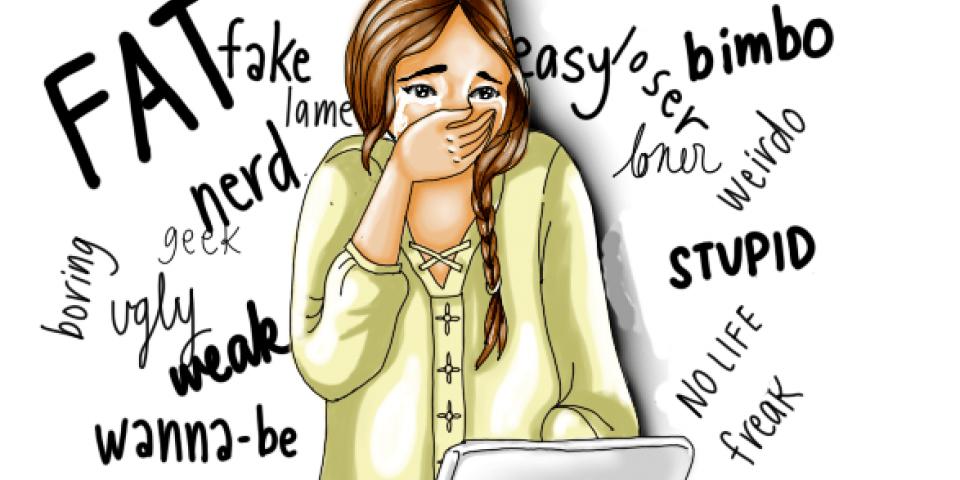 Cyberbullying Di Sekitar Anak