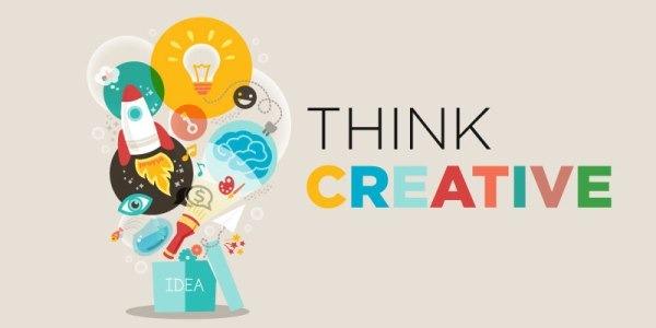 Tips Menjadi Kreatif Tanpa Harus Berpikir Kreatif