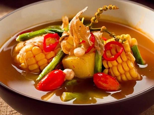 Resep Masakan Sayur Asem Sunda
