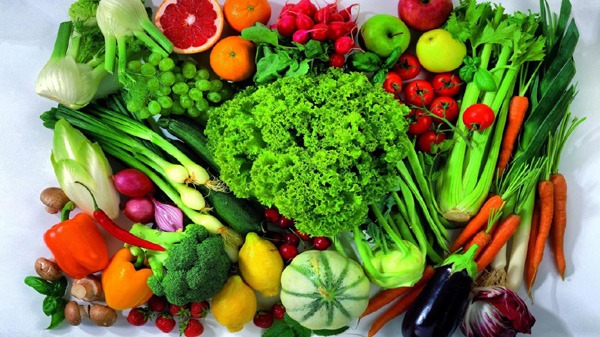 Manfaat Sayuran Bagi Tubuh