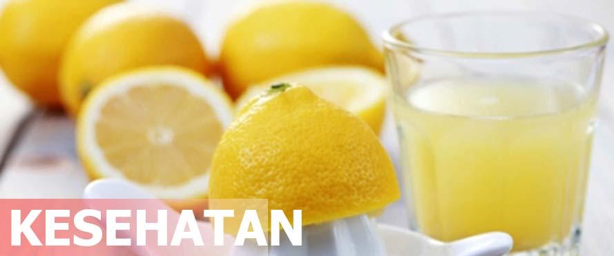 Manfaat Jeruk Lemon Untuk Diet Dan Menurunkan Berat Badan