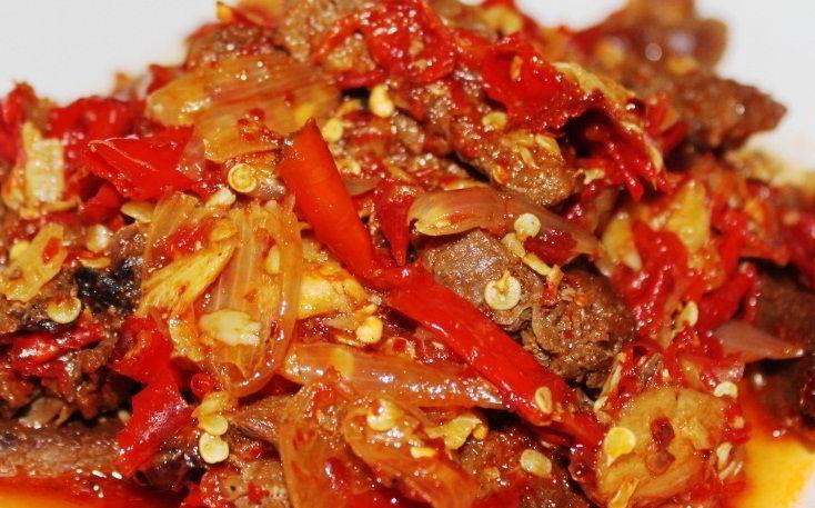 Resep dan Cara Membuat Daging Balado Yang Enak Dan Gurih