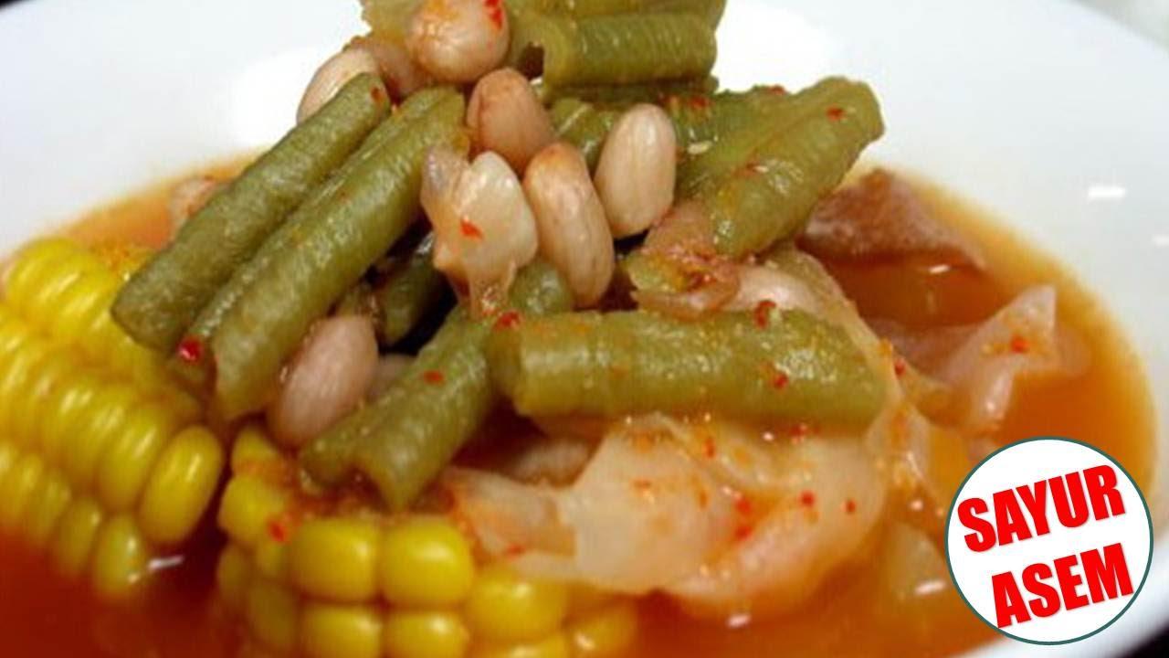 cara memasak sayur asem Sunda an Betawi sebenarnya muah, Anda hanya perlu menggunakan bahan-bahan masakan yang bisa didapatkan dengan mudah dipasaran