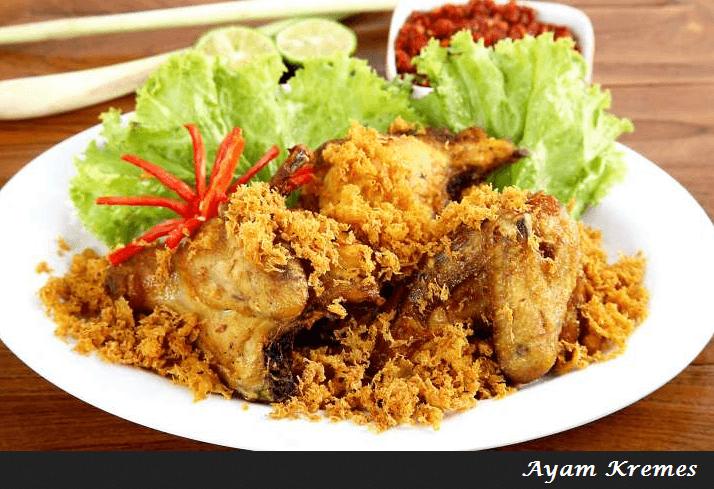 Cara Masak Ayam Kremes