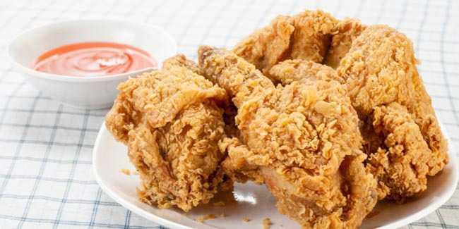Cara Masak Ayam Krispi
