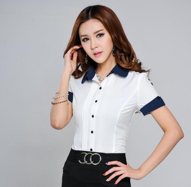Memilih Baju Atasan Wanita untuk Kerja