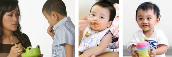 Atur Pola Makan Anak Sedini Mungkin