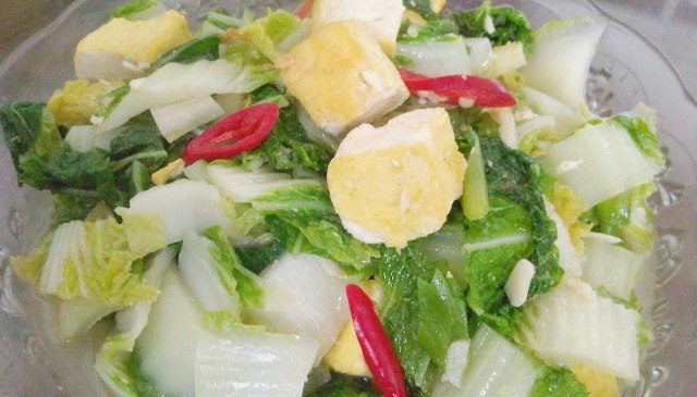 Resep Aneka Sayur Sederhana - Resep sayur sawi
