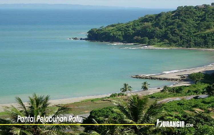 Pantai Pelabuhan Ratu - Tempat Wisata Terbaik di Jawa Barat Yang Menarik Untuk Dikunjungi