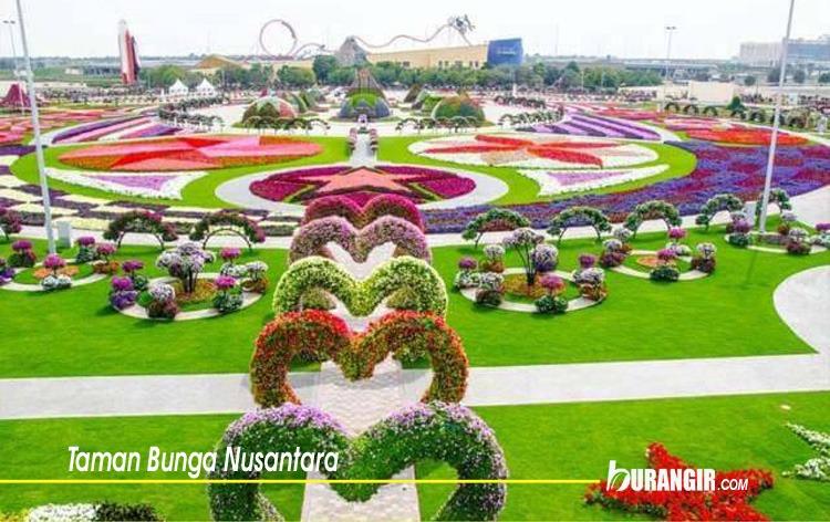 Taman Bunga Nusantara - Tempat Wisata Terbaik di Jawa Barat Yang Menarik Untuk Dikunjungi