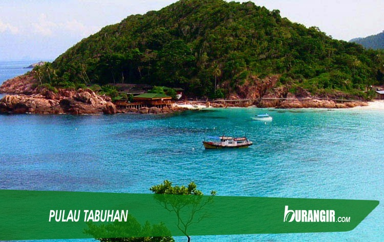 Pulau Tabuhan - Wisata Populer di Banyuwangi