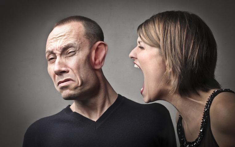 Mengahadapi Orang Yang Sedang Marah