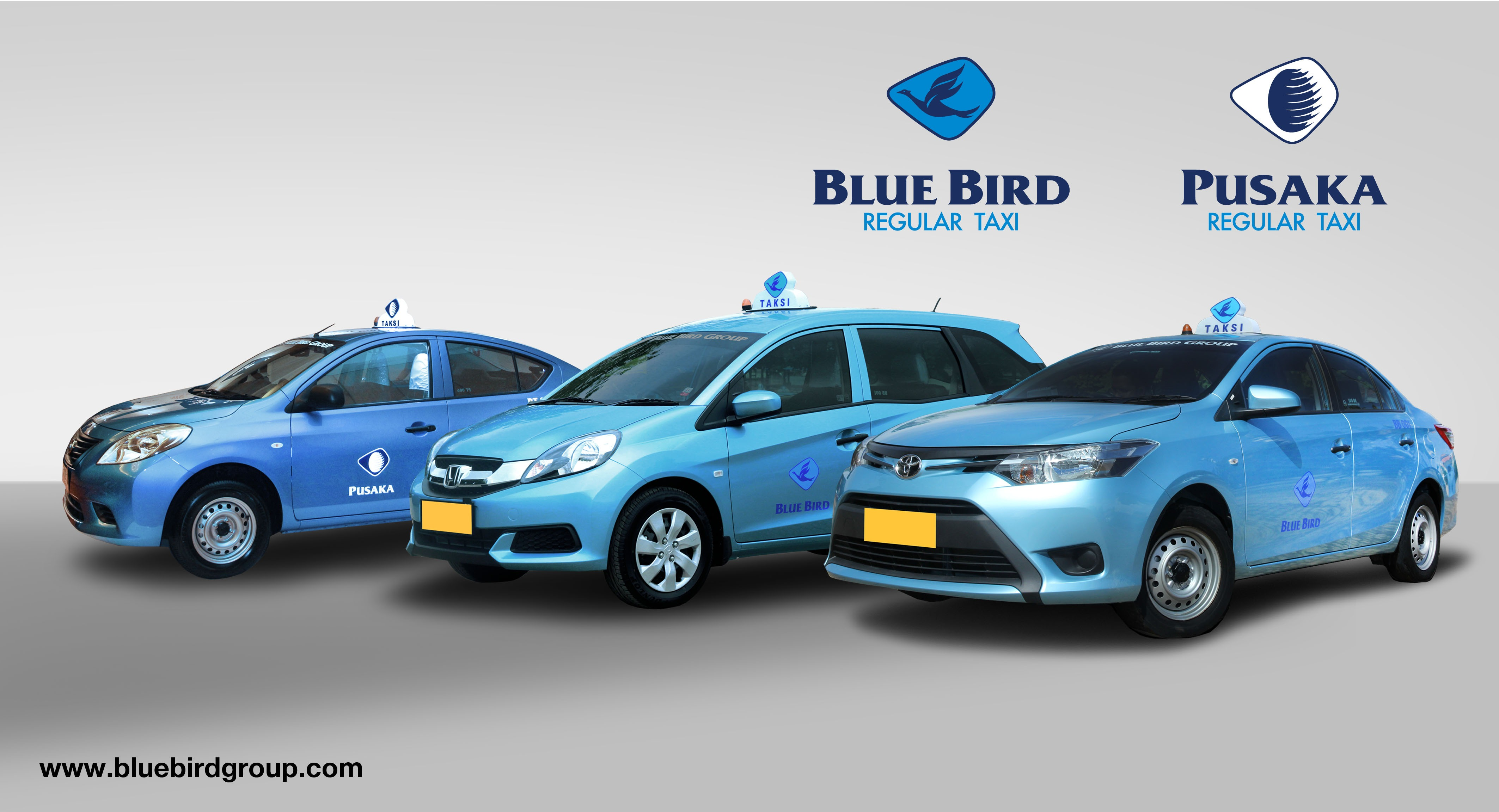 Blue Bird Semarang