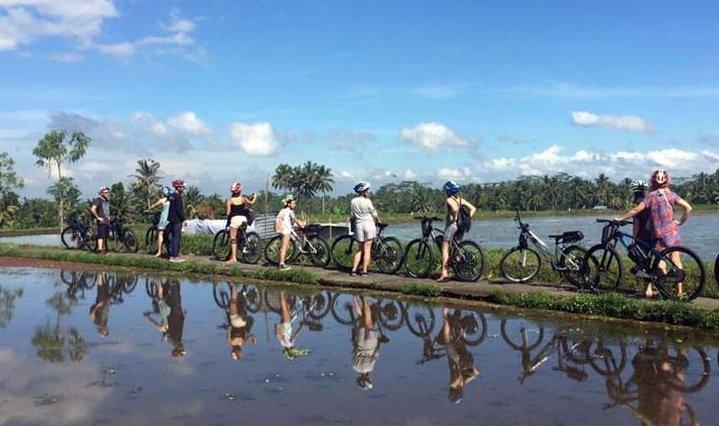 Cycling Tour Bali