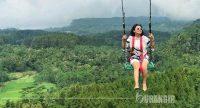 Objek Wisata Ayunan Ekstrim Indonesia