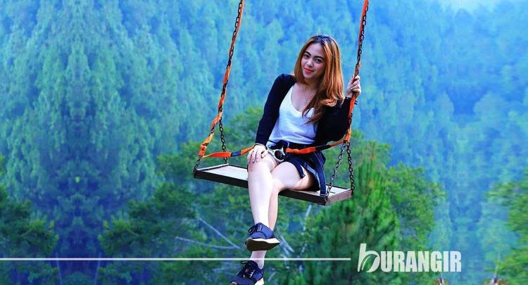 Sky Wing Bandung - Objek Wisata Ayunan Ekstrim Indonesia
